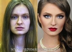 Make-Up Artist Transforma Mulheres em Impressionante Antes e Depois Fotos - My Modern Metropolis