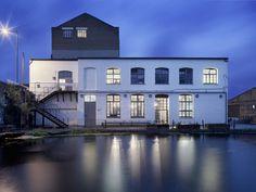 David Kohn Architects: The White Building