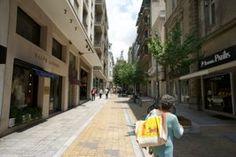 074 Athens Shopping - Voukourestiou street