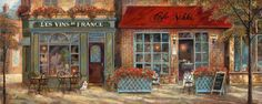 """L'Ambiance I"" by Ruane Manning"