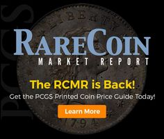 8caea323e1b RCMR is the most comprehensive coin collecting guide in the hobby. Every  magazine includes current pricing for rare and modern coins graded by PCGS
