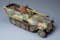 Sd.Kfz 251/22 Pakwagen--251