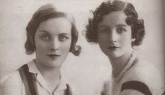 Diana Mitford (later Guinness, then Mosley) was by all accounts not just the most beautiful of the famous Mitford sisters, but an outstanding beauty by any standards. Description from clothesinbooks.blogspot.co.uk. I searched for this on bing.com/images