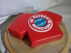 FC Bayern cake