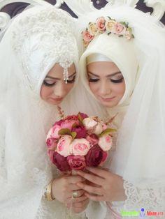 Setr-i Nur Tesettür Türban Tasarım Gelin Başı modelleri 2014-2015 Bridal Hijab, Hijab Bride, Wedding Hijab, Wedding Dresses, Hijab Niqab, Quilling Jewelry, Hijabi Girl, Turban, Muslim
