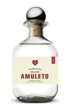 Amuleto Mezcal on Behance