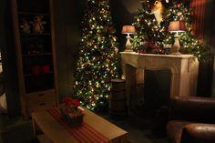 Kerst bij porters