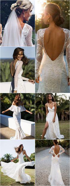 Grace Loves Lace wedding dresses Elixir collection