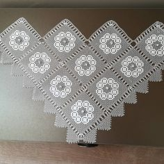 Needle Lace, Filet Crochet, Needlepoint, Needlework, Projects To Try, Plush, Snoopy, Handmade, Diy