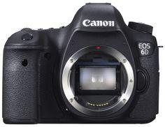 Canon EOS 6D | Megapixel.cz