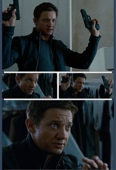 OK, not from The Avengers, but still epic!~~~ITS FROM THE BOURNE LEGACY, DUDE!!!