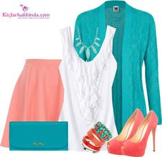 Modern Yazlık Elbiseler