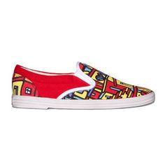 Vidaboa Women's Red, $45, now featured on Fab.