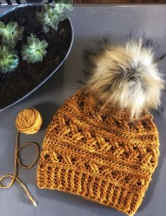 Ravelry: The Sweeney Beanie pattern by Lindsay Allercott Bonnet Crochet, Crochet Beanie Pattern, Knit Crochet, Crochet Patterns, Crochet Hats, Mens Crochet Beanie, Crochet Winter Hats, Beginner Knitting Projects, Crochet Projects