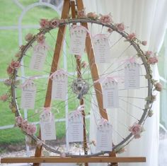 Wedding Magazine - 21 brilliant ideas for your wedding tableplan
