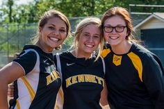 Day 118: we recognized the senior ball players at the game tonight - these are next years seniors!  Love these girls!