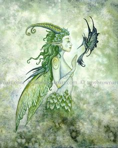 SHOP - The Dark Woods Series - Amy Brown Fairy Art - The Official Gallery