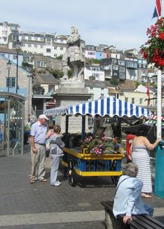 william of orange statue brixham