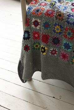 Adore the grey background : : Ravelry: ponnekeblom's my big project
