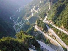 "… and the answer to our photo quiz … ""Banepa Bardibas Highway"" in NEPAL !!  Wow … what a drive !! http://twitter.yfrog.com/hsuouiehj"