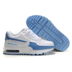 f1618c374b6020 Kids Nike Air Max Trainers Blue White For Wholesale