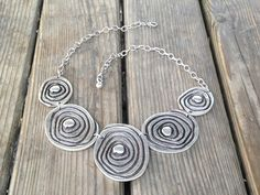 Turkish zinc Necklace