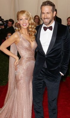 Blake Lively and Ryan Reynolds are literally #couplegoals. Their celebrity relationship is one that we follow closely,  and this latest piece is SO great...
