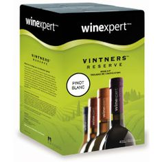 awesome Pinot Blanc | Pinot Blanc (Vintners Reserve)