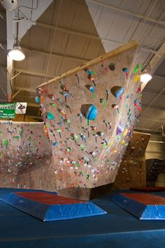 Aretes, Overhangs, Arches, Slabs and More!