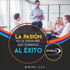 Buenos días amigos! Un buen día para poner mas pasión a lo que hacemos y dar todo lo mejor!  #lideresentecnologia