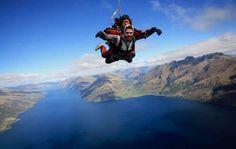 Twitter / Chef_Bullardee: Last Easter I went skydiving ...