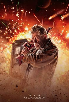 THE WAR DOCTOR