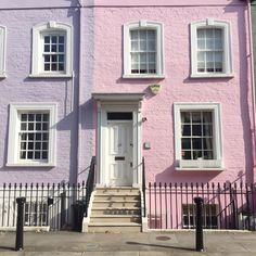 7 of the Most Colourful London Streets
