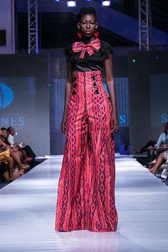 Glitz Africa Fashion Week 2014 - Seyi Jones - Pagnifik ~African Prints, African women dresses, Kitenge, Ankara, Kente, African fashion styles, African clothing, Nigerian style, Ghanaian fashion ~DK
