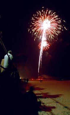 Clemson fireworks