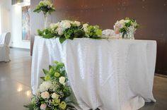 il tavolo degli sposi #LePinete #federuben4515 #matrimonio #wedding