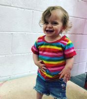 Stylish Kid Rainbow T-shirt WAS 19 99 Love Rainbow, Rainbow Baby, Breastfeeding Dress, Stylish Kids, My Girl, Create Your Own, Comfy, Selfish, Rainbows