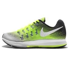 350c59853f982 Wmns Nike Air Zoom Pegasus 33 Green Grey Women Running Shoes Sneakers  831356-007