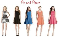 dresses for inverted triangle figure
