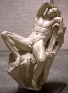 Barberini Faun, Hellenistic Greek sculpture