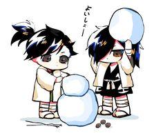 Hyakkimaru & Dororo by Twitter, Anime, Anime Shows