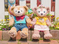 春の陽気につつまれたケープコッドで、ダッフィーたちといっしょにパークを楽しんでいるゲストを見つけたので紹介します♪ 詳しくは http://duffy.eng.mg/6fc65