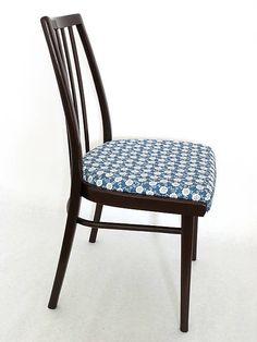 Retro chair - TON Czechoslovak design, 1960  http://www.sashe.sk/retro-design/detail/stolicka-ton-1960