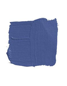 """C2 ELECTRIC 275: """"Forget all those pale shades. What you want is an evening blue, an Yves Klein blue. Deeper than deep. You see it on Byzantine ceilings, in Jean Paul Gaultier's stripes. It's contemplative, meditative, mysterious. When I want to be enveloped, blue is the only color that will do it for me."""" -Whitney Stewart   - HouseBeautiful.com"""