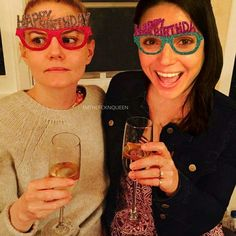Lana and Jen