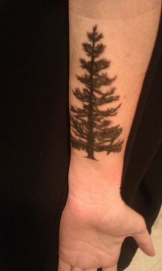tree tattoo-