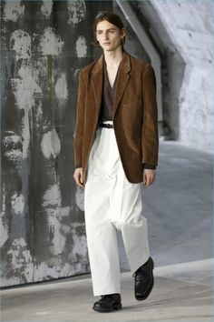 Lemaire   Fall 2018   Men's Collection   Runway Show