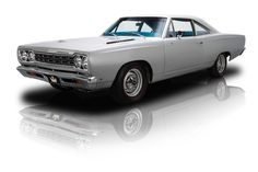 1968 Plymouth Road Runner Silver