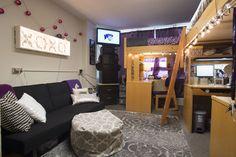 Beautiful Bayliss/Henninger Halls   Coolest Dorm Room Contest At Western Illinois  University! #WIU Part 21