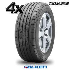 4 Falken Sincera SN250 A/S 195/65R15 1956515 195 65 15